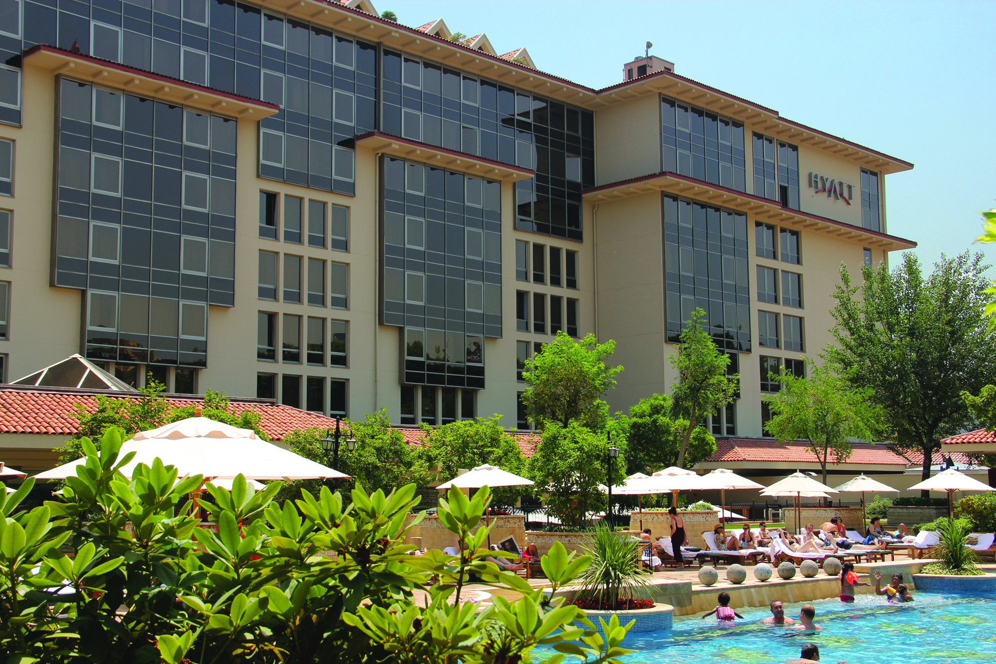 Hotel grand hyatt istanbul for Grand pamir hotel istanbul