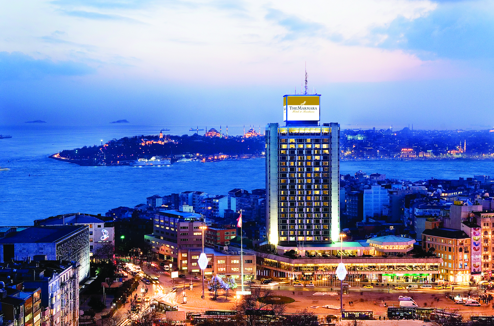 Booking Hotel Istanbul