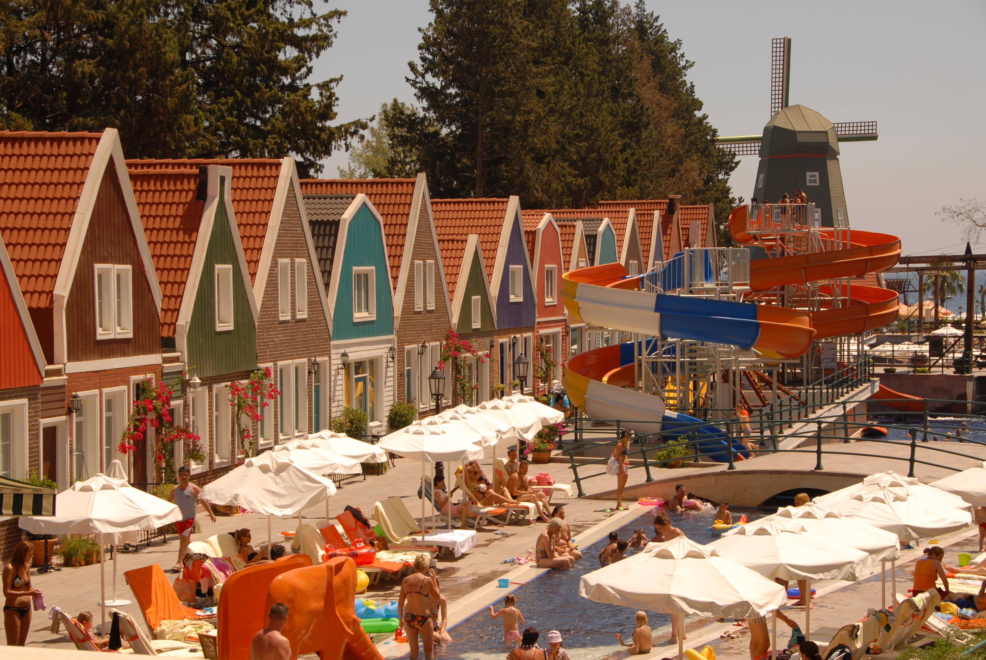 hotel : orange county resort