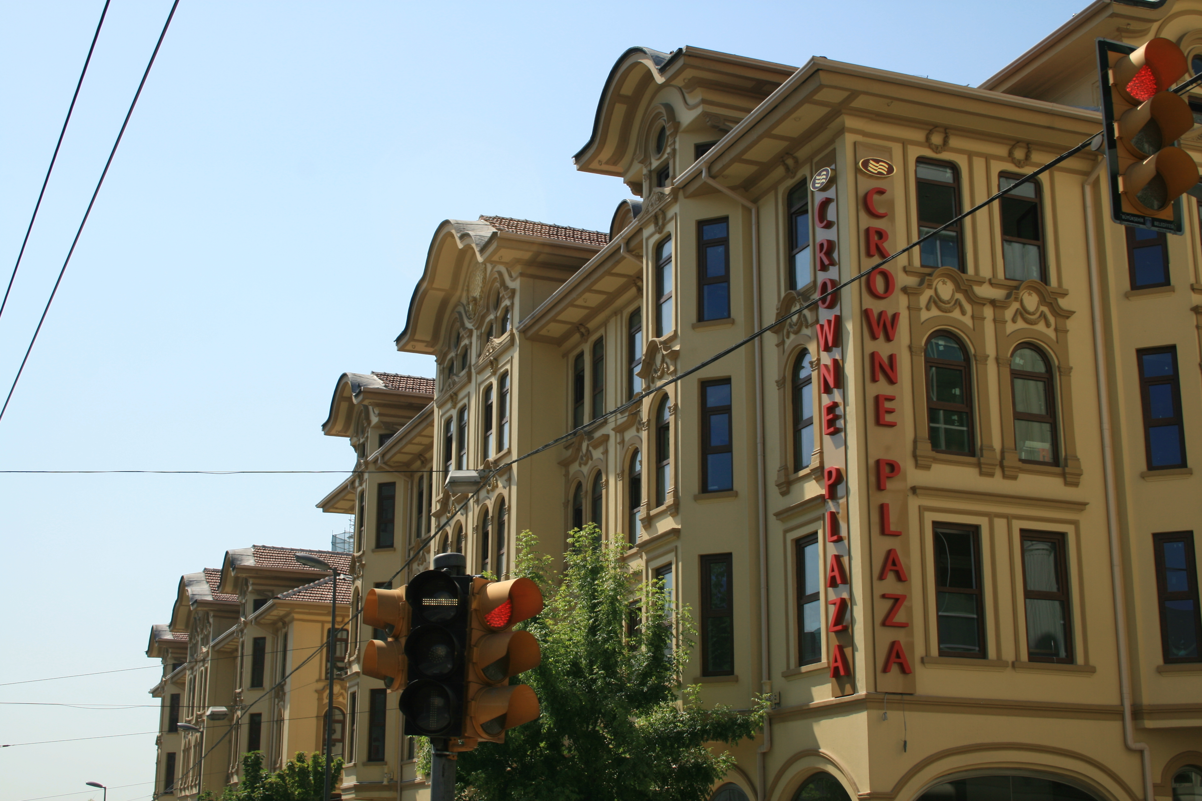 Hotel wyndham istanbul old city for Hotels in istanbul laleli