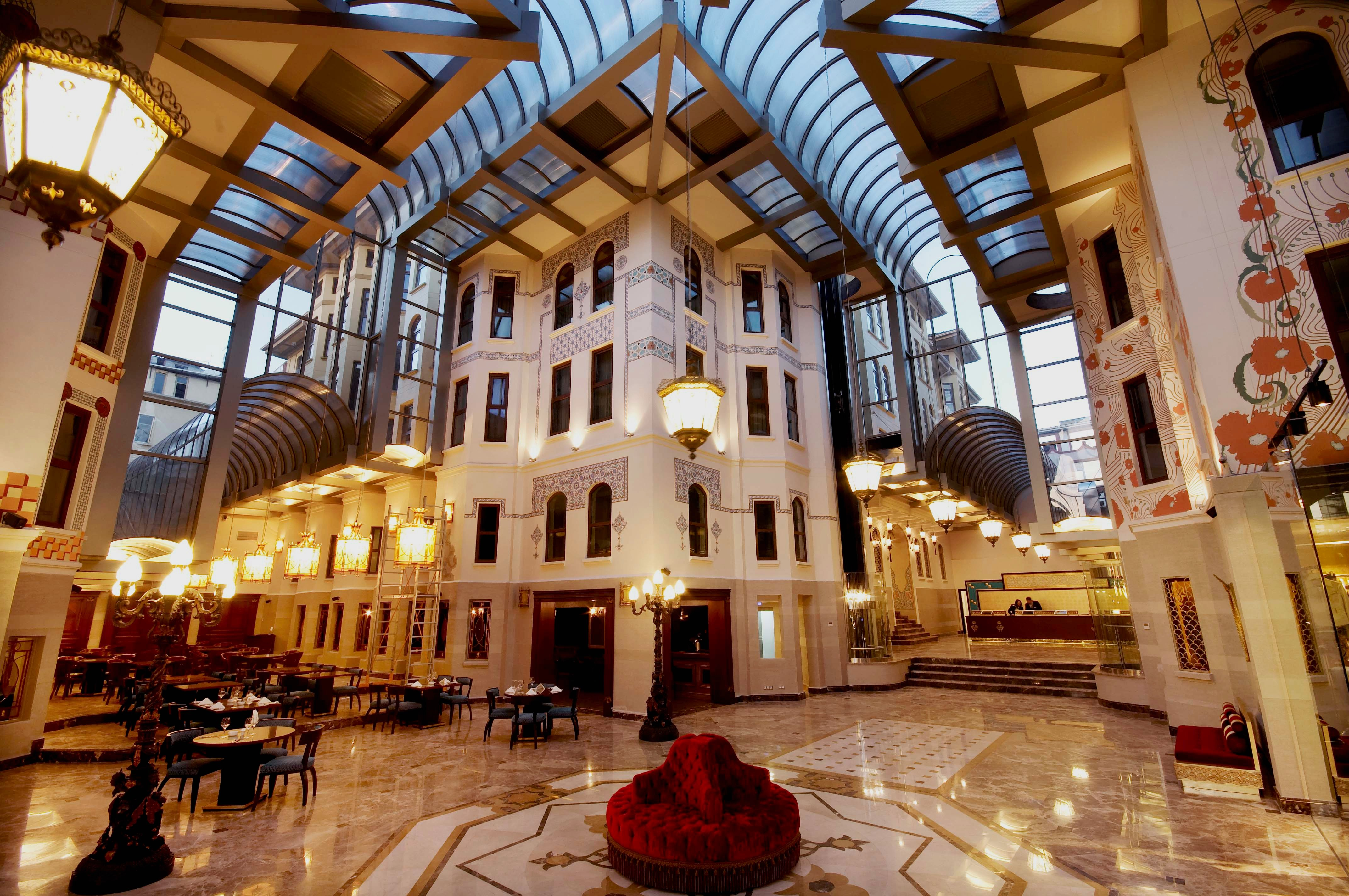 Grand Plaza Hotel Istanbul