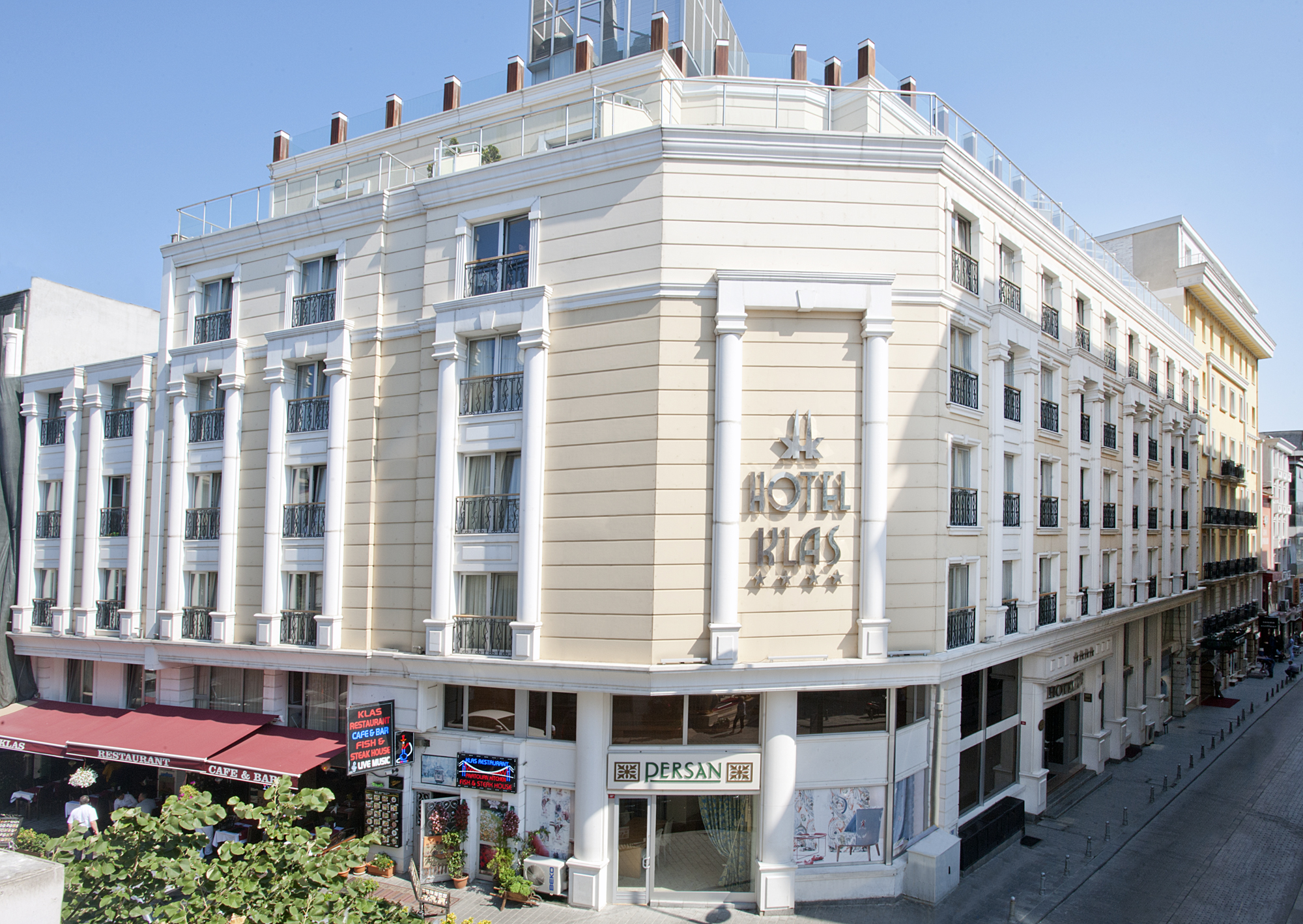 Hotel klas for Cheap hotels in istanbul laleli
