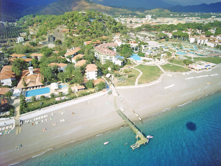 Hotel Naturland Aqua Resort Kemer