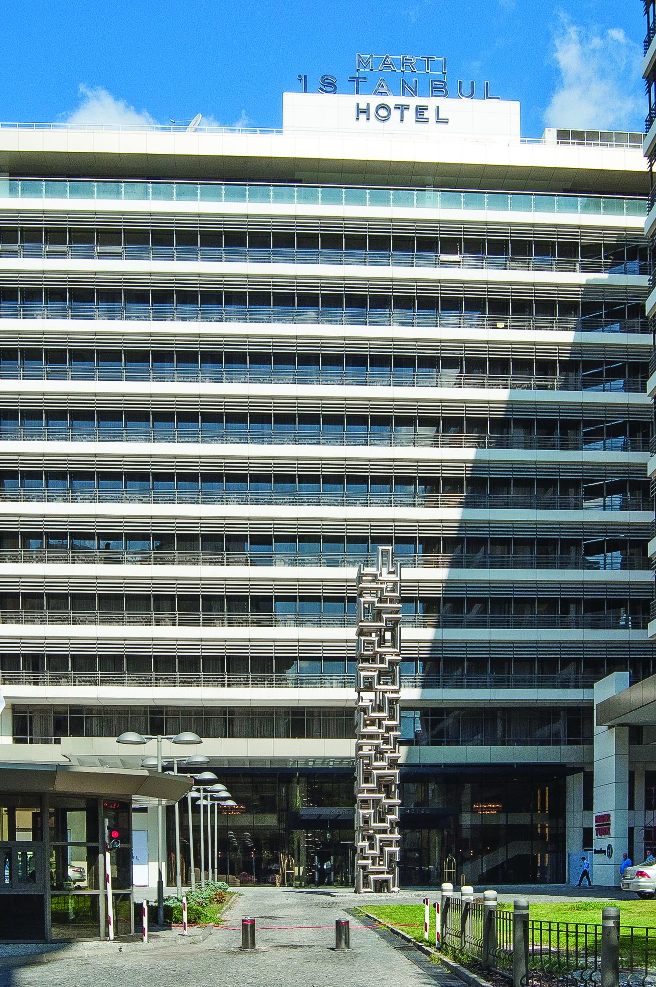 Hotel : Marti Hotel Istanbul
