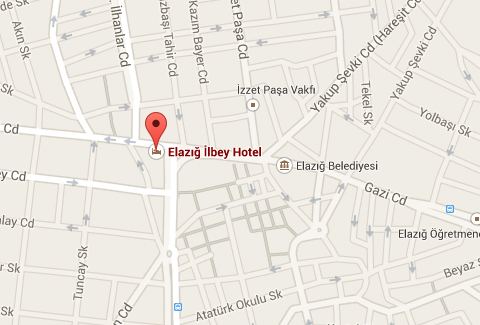 Hotel Ilbey Hotel Elazig